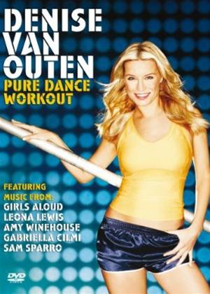 Rent Denise Van Outen: Pure Dance Workout Online DVD Rental