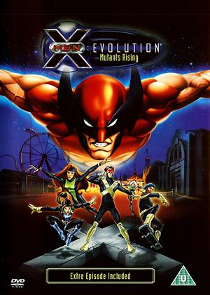Rent X-Men Evolutions: Mutants Rising Online DVD Rental