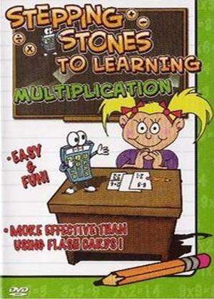 Rent Stepping Stones to Learning Multiplication Online DVD Rental