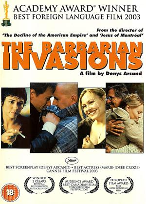 Rent The Barbarian Invasions (aka Les Invasions Barbares) Online DVD Rental