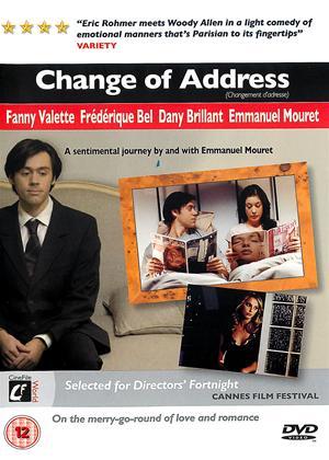 Rent Change of Address Online DVD Rental