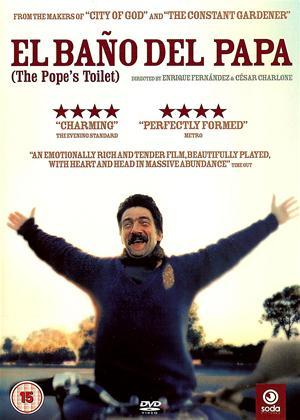 The Pope's Toilet Online DVD Rental