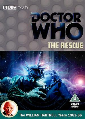 Doctor Who: The Rescue Online DVD Rental