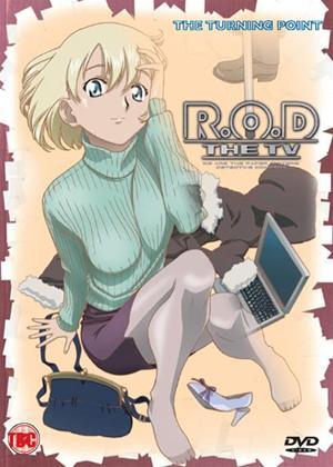 Rent R.O.D. TV Series: Vol.4 Online DVD Rental