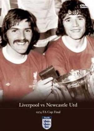 Rent FA Cup Final 1974: Liverpool vs Newcastle Utd Online DVD Rental