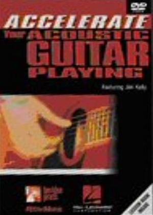 Rent Accelerate Your Acoustic Guitar Playing Online DVD Rental