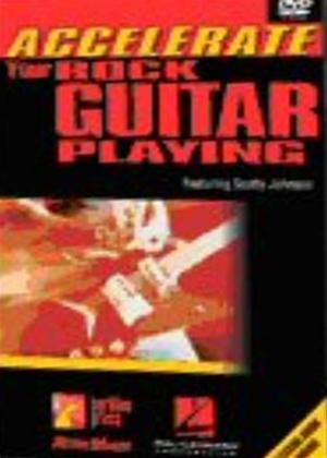 Rent Accelerate Your Rock Guitar Playing Online DVD Rental