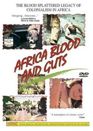 Rent Africa Blood and Guts Online DVD Rental