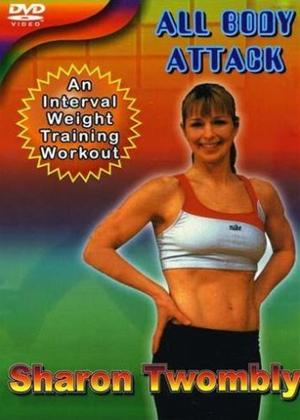 Rent All Body Attack with Sharon Twombly Online DVD Rental