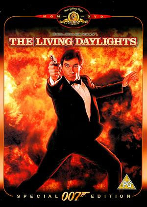 James Bond: The Living Daylights Online DVD Rental