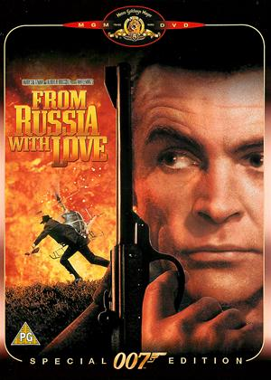 Rent James Bond: From Russia with Love Online DVD & Blu-ray Rental