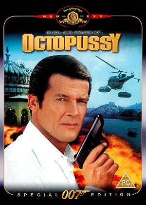 James Bond: Octopussy Online DVD Rental