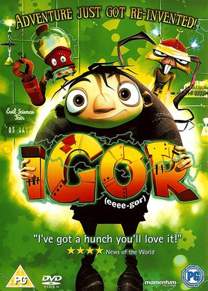 Rent Igor Online DVD Rental