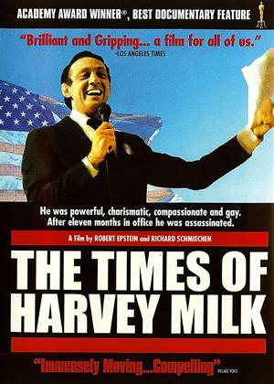 The Times of Harvey Milk Online DVD Rental