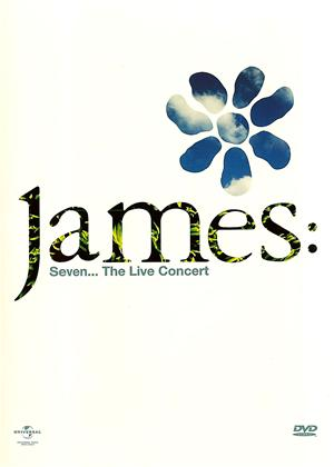 Rent James: Seven: The Live Concert Online DVD Rental