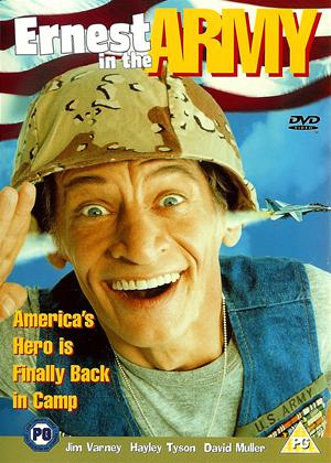Rent Ernest in the Army Online DVD Rental