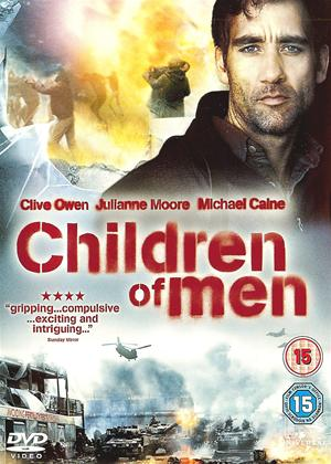 Children of Men Online DVD Rental