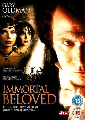 Rent Immortal Beloved Online DVD Rental