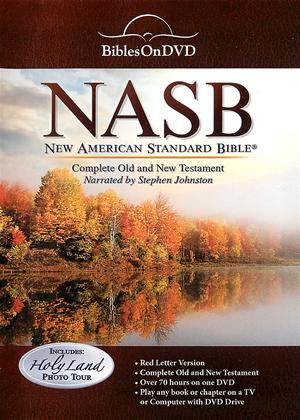 Rent NASB: New American Standard Bible Online DVD Rental