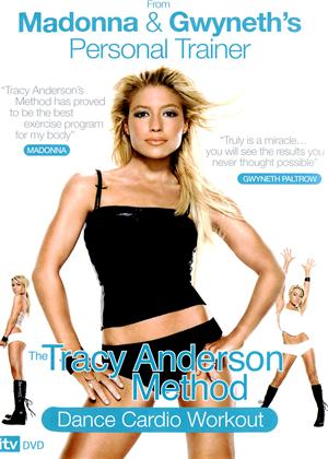 Rent Tracy Anderson Method: Dance Cardio Workout Online DVD Rental