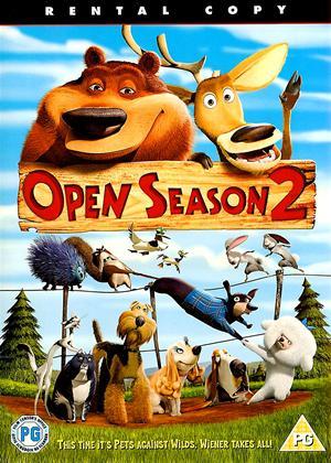 Open Season 2 Online DVD Rental