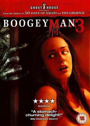 Rent Boogeyman 3 Online DVD Rental