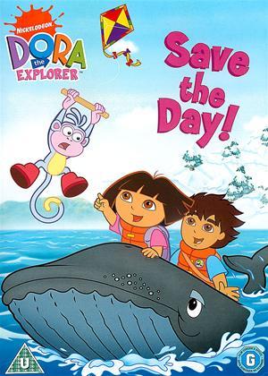 Rent Dora the Explorer: Dora Saves the Day Online DVD Rental
