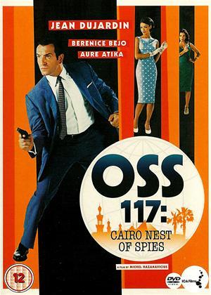 Rent OSS 117: Cairo Nest of Spies Online DVD Rental