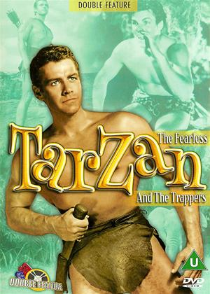 Rent Tarzan the Fearless / Tarzan and the Trappers Online DVD Rental