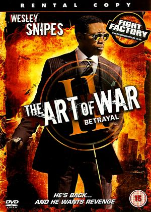Rent Art of War 2: Betrayal Online DVD Rental