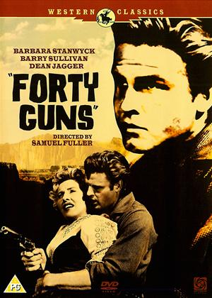 Rent Forty Guns Online DVD Rental