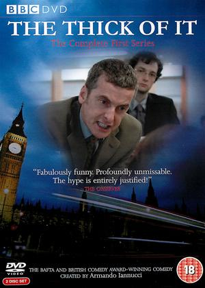 Rent The Thick of It: Series 1 and 2 Online DVD Rental