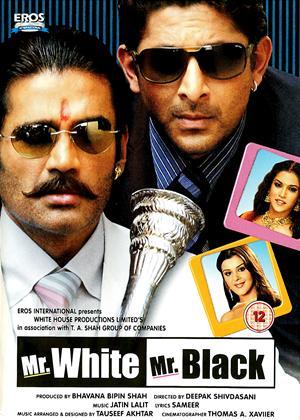 Rent Mr. White, Mr. Black Online DVD Rental