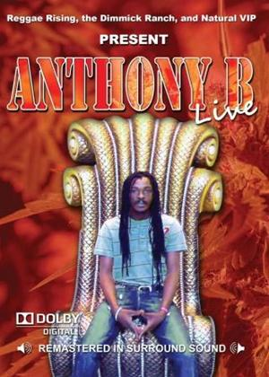 Rent Anthony B Live Online DVD Rental