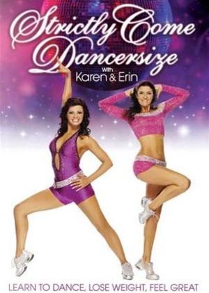 Rent Strictly Come Dancercize Online DVD Rental