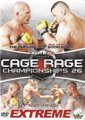 Rent Cage Rage 26 Online DVD & Blu-ray Rental