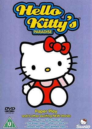 Rent Hello Kitty: Paper Play Online DVD Rental