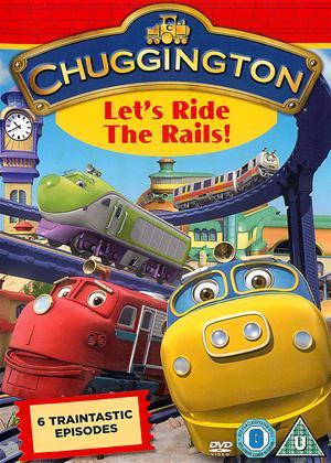 Rent Chuggington: Let's Ride the Rails Online DVD & Blu-ray Rental