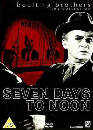 Rent Seven Days to Noon Online DVD Rental