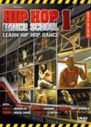 Rent Hip Hop Dance School 1: Learn to Hip Hop Dance Online DVD Rental