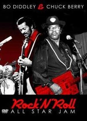Rent Bo Diddley and Chuck Berry: Rock n Roll All Star Jam Online DVD Rental