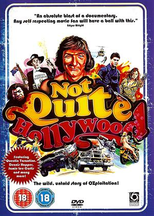 Rent Not Quite Hollywood Online DVD Rental