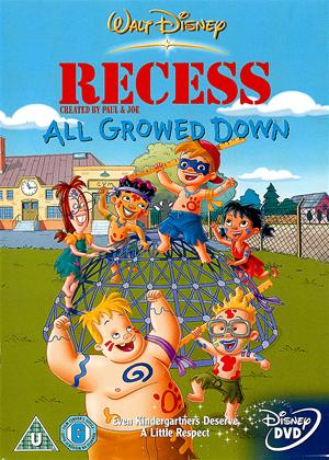 Rent Recess: All Growed Down Online DVD Rental