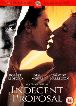 Rent Indecent Proposal Online DVD Rental