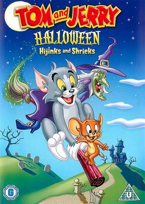 Rent Tom and Jerry: Halloween Online DVD Rental