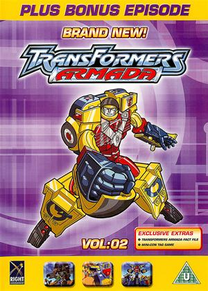 Rent Transformers Armada: Vol.2 Online DVD Rental