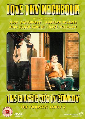 Rent Love Thy Neighbour: Series 8 Online DVD Rental