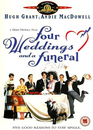 Four Weddings and a Funeral Online DVD Rental