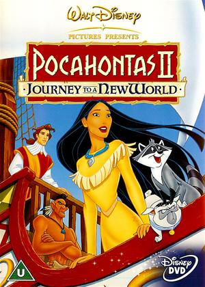Rent Pocahontas 2: Journey to a New World Online DVD Rental