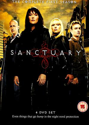 Rent Sanctuary: Series 1 Online DVD Rental
